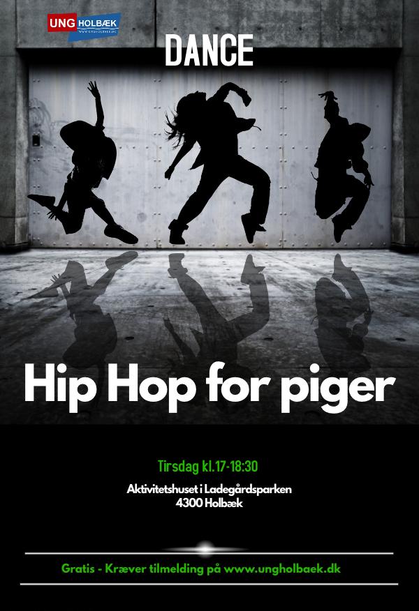 TIRSDAG - Hip Hop for piger