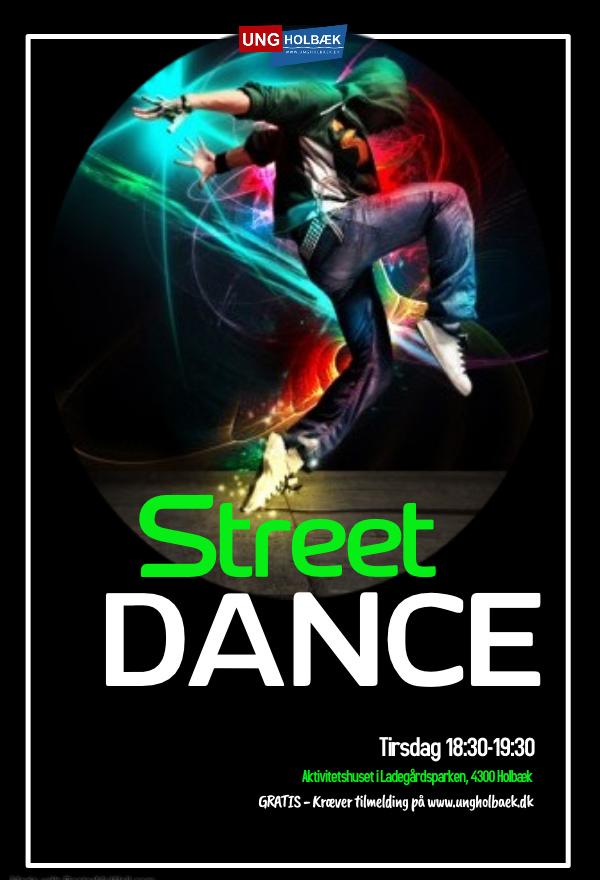 TIRSDAG - Street Dance