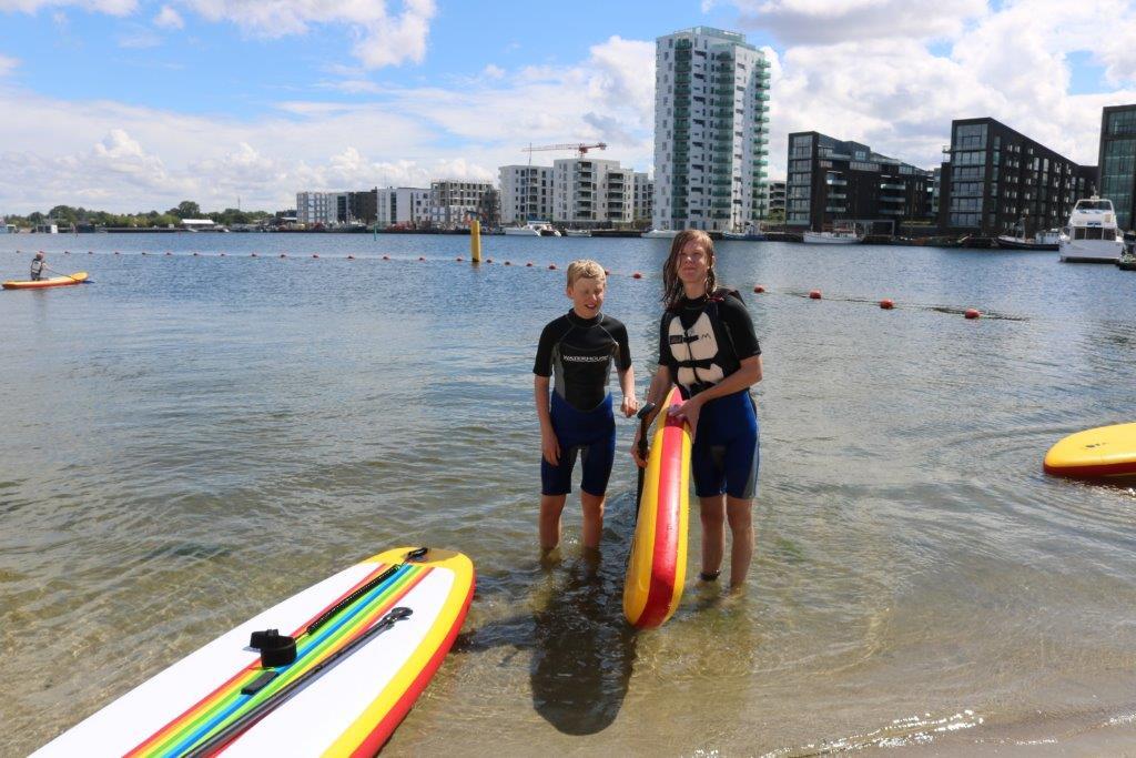 Sup Board på stranden  (16)