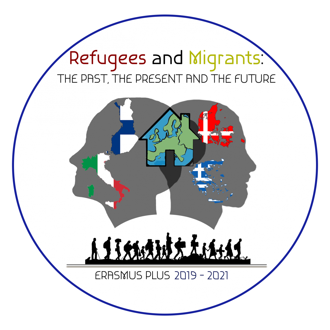 Italy_logo for refugees and migrants